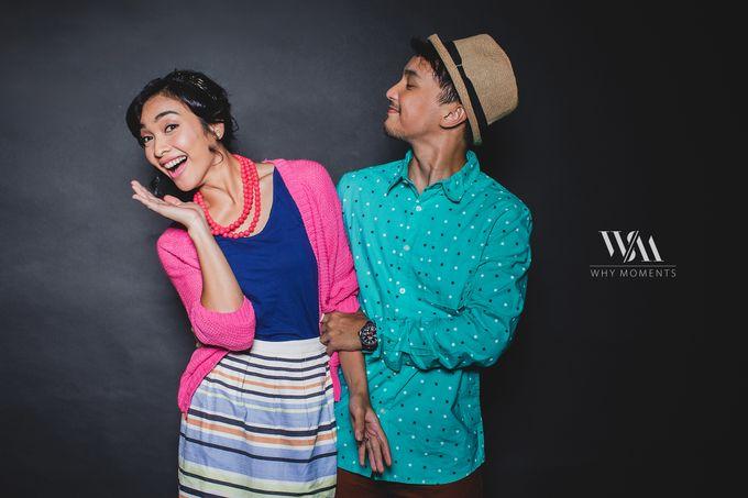 Tika & Dimas by Adhyakti Wedding Planner & Organizer - 023