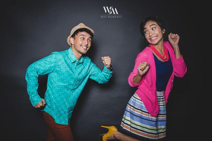 Tika & Dimas by Adhyakti Wedding Planner & Organizer - 024
