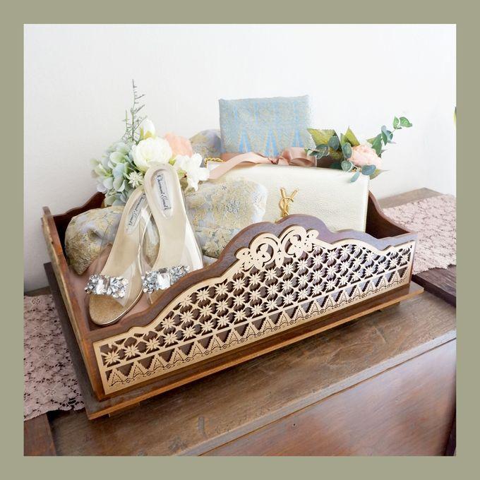 Pucuk Rebung Tray by Sekar Satari - 002