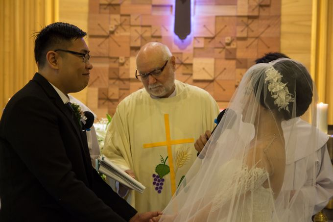 Wedding Andrianto & Melisa by Red Hat Organizer - 021
