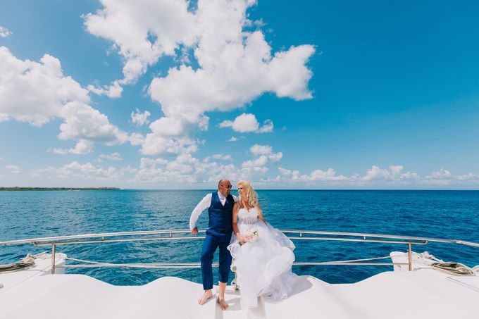 Kristina & Sergejus  Wedding Destination Saona Island by Jennifer C  Wedding & Event Agency - 009