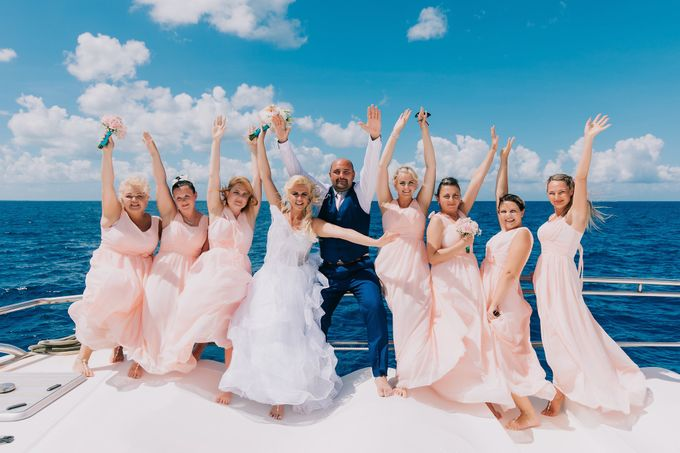 Kristina & Sergejus  Wedding Destination Saona Island by Jennifer C  Wedding & Event Agency - 010