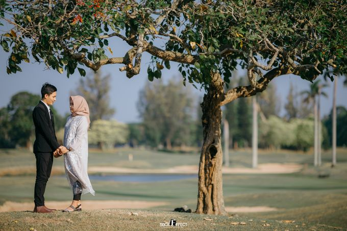 The Story of Pury & Arbi at Golf Gading Serpong by Trickeffect - 026