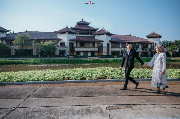 The Story of Pury & Arbi at Golf Gading Serpong by Trickeffect - 027