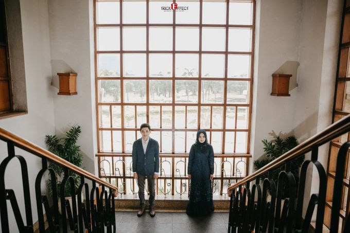 The Story of Pury & Arbi at Golf Gading Serpong by Trickeffect - 005