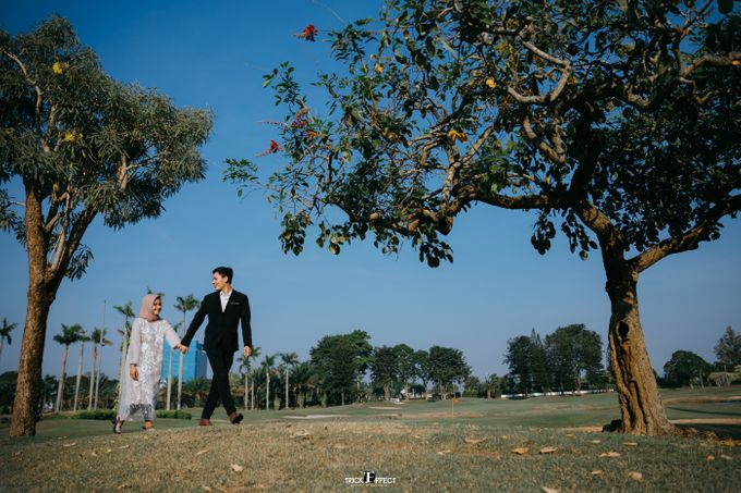The Story of Pury & Arbi at Golf Gading Serpong by Trickeffect - 028