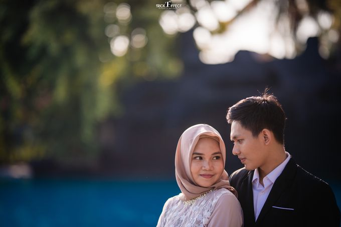 The Story of Pury & Arbi at Golf Gading Serpong by Trickeffect - 029