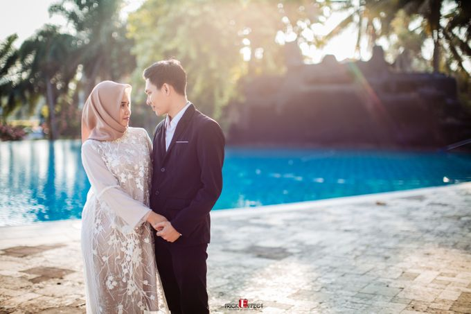 The Story of Pury & Arbi at Golf Gading Serpong by Trickeffect - 030