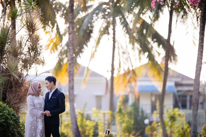 The Story of Pury & Arbi at Golf Gading Serpong by Trickeffect - 031