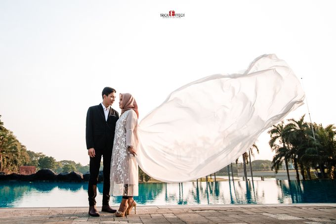 The Story of Pury & Arbi at Golf Gading Serpong by Trickeffect - 032