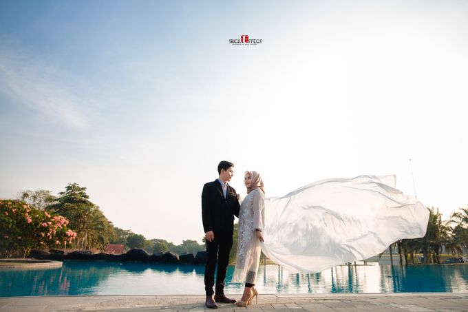 The Story of Pury & Arbi at Golf Gading Serpong by Trickeffect - 033