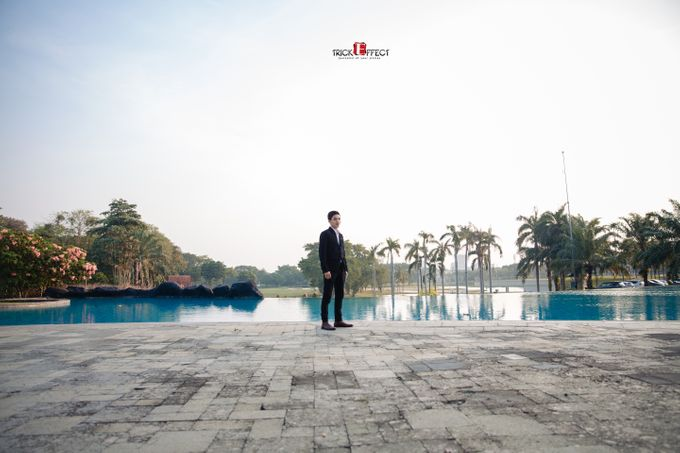 The Story of Pury & Arbi at Golf Gading Serpong by Trickeffect - 034