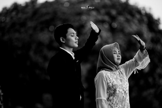 The Story of Pury & Arbi at Golf Gading Serpong by Trickeffect - 037