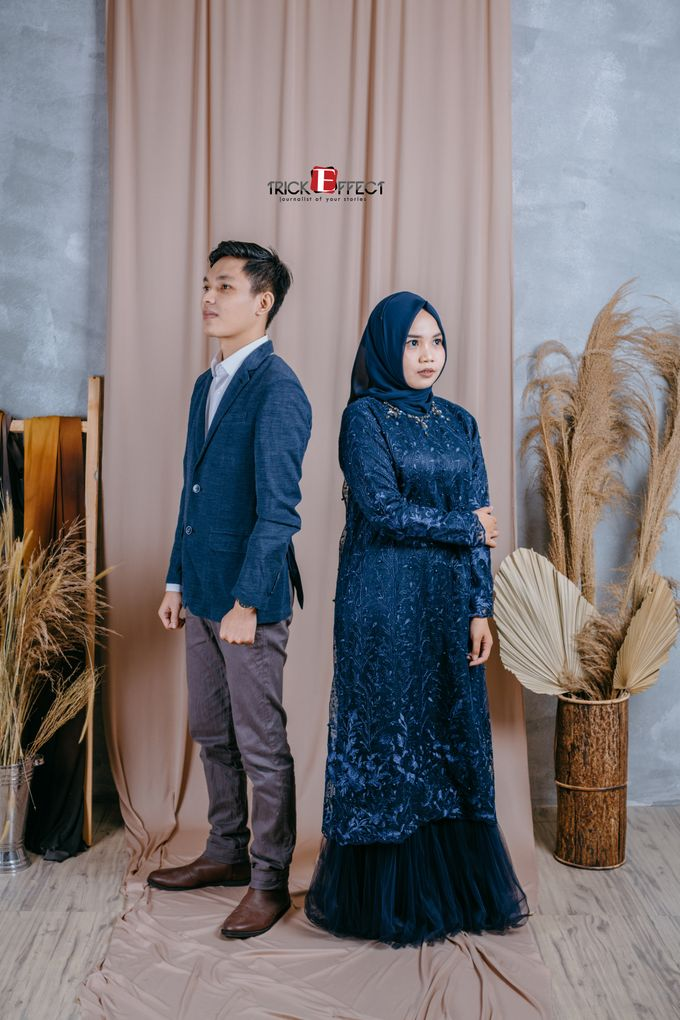 The Story of Pury & Arbi at Golf Gading Serpong by Trickeffect - 038