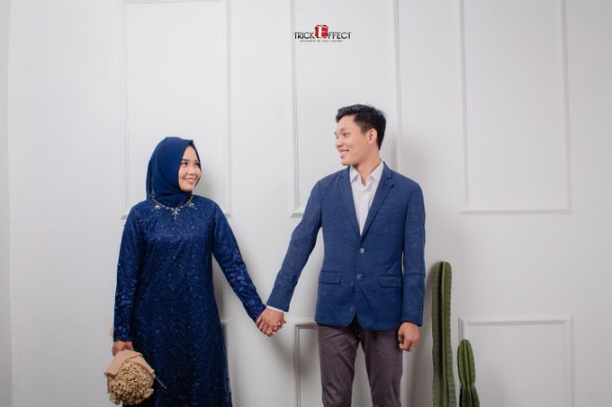 The Story of Pury & Arbi at Golf Gading Serpong by Trickeffect - 041