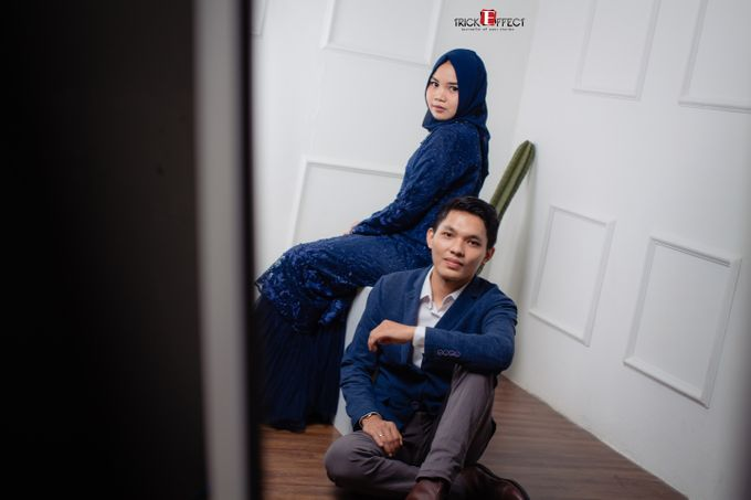 The Story of Pury & Arbi at Golf Gading Serpong by Trickeffect - 045