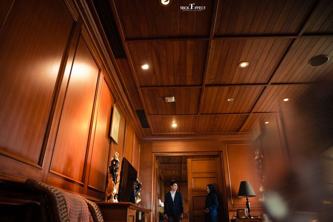 The Story of Pury & Arbi at Golf Gading Serpong by Trickeffect - 014
