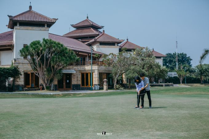The Story of Pury & Arbi at Golf Gading Serpong by Trickeffect - 017