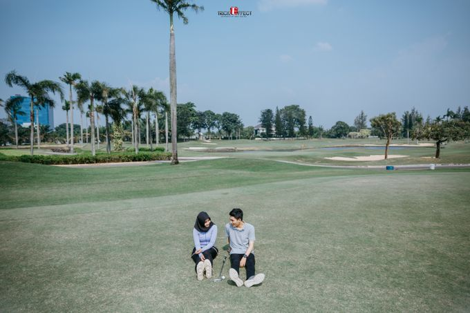 The Story of Pury & Arbi at Golf Gading Serpong by Trickeffect - 018
