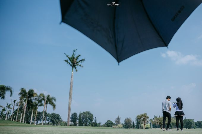 The Story of Pury & Arbi at Golf Gading Serpong by Trickeffect - 019