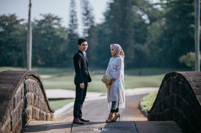 The Story of Pury & Arbi at Golf Gading Serpong by Trickeffect - 020