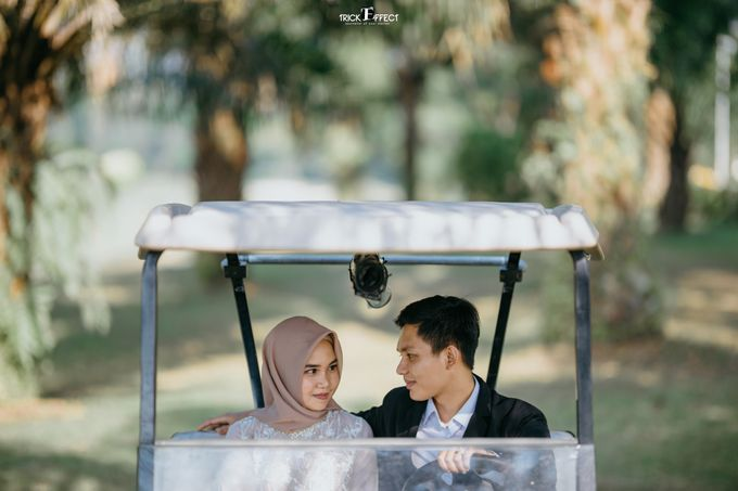 The Story of Pury & Arbi at Golf Gading Serpong by Trickeffect - 023