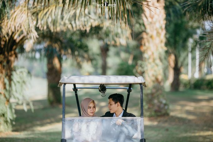 The Story of Pury & Arbi at Golf Gading Serpong by Trickeffect - 024