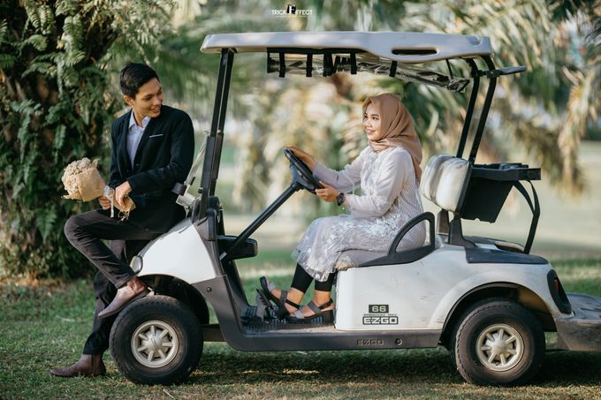 The Story of Pury & Arbi at Golf Gading Serpong by Trickeffect - 025