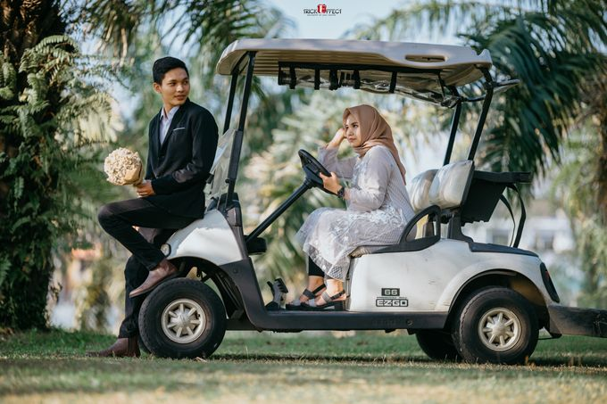 The Story of Pury & Arbi at Golf Gading Serpong by Trickeffect - 002