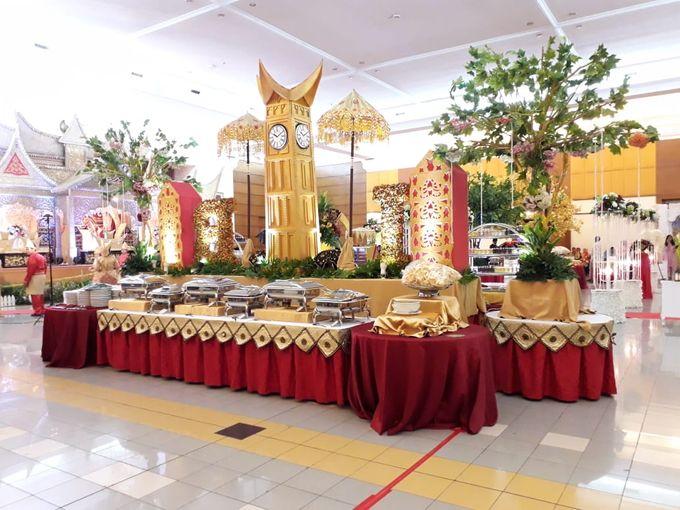 Pernikahan Tema Adat Minang by PUSPA CATERING - 006