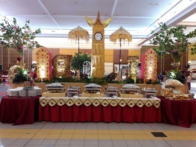 Pernikahan Tema Adat Minang by PUSPA CATERING - 004
