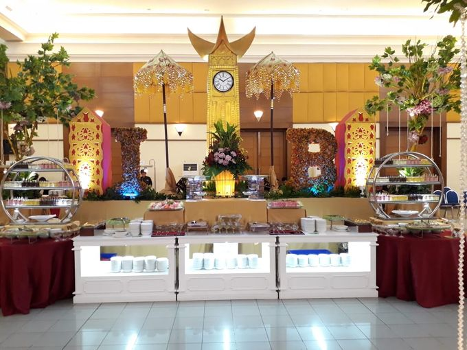 Pernikahan Tema Adat Minang by PUSPA CATERING - 003