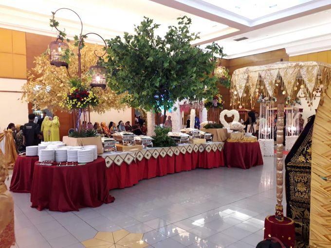 Pernikahan Tema Adat Minang by PUSPA CATERING - 002