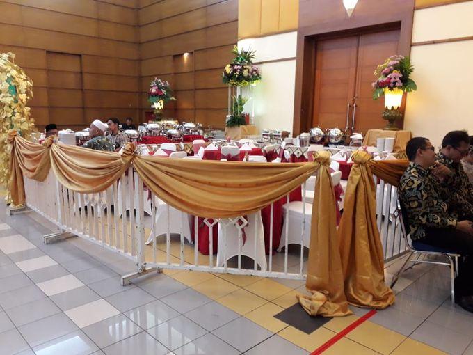 Pernikahan Tema Adat Minang by PUSPA CATERING - 001