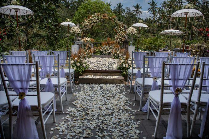 Puspaka Wedding Chapel by The Kayon, Truly Ubud Resort - 002