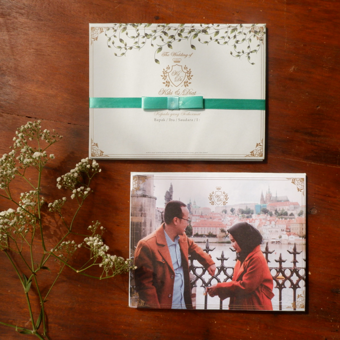 Wonderful way to spend a lifetime by Putrajaya Invitation - 004