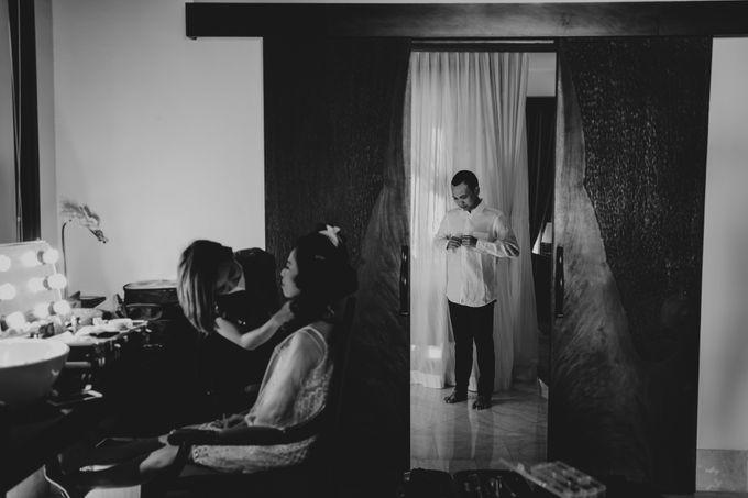 Timothius Martin & Putri Lukman by Nika di Bali - 002