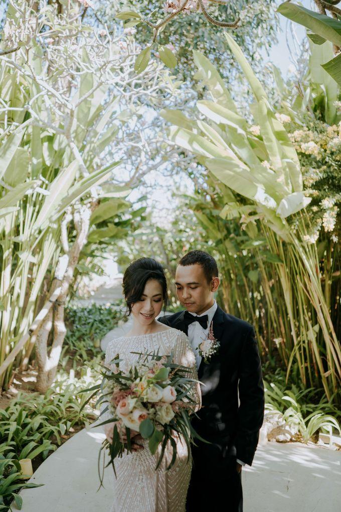 Timothius Martin & Putri Lukman by Nika di Bali - 010