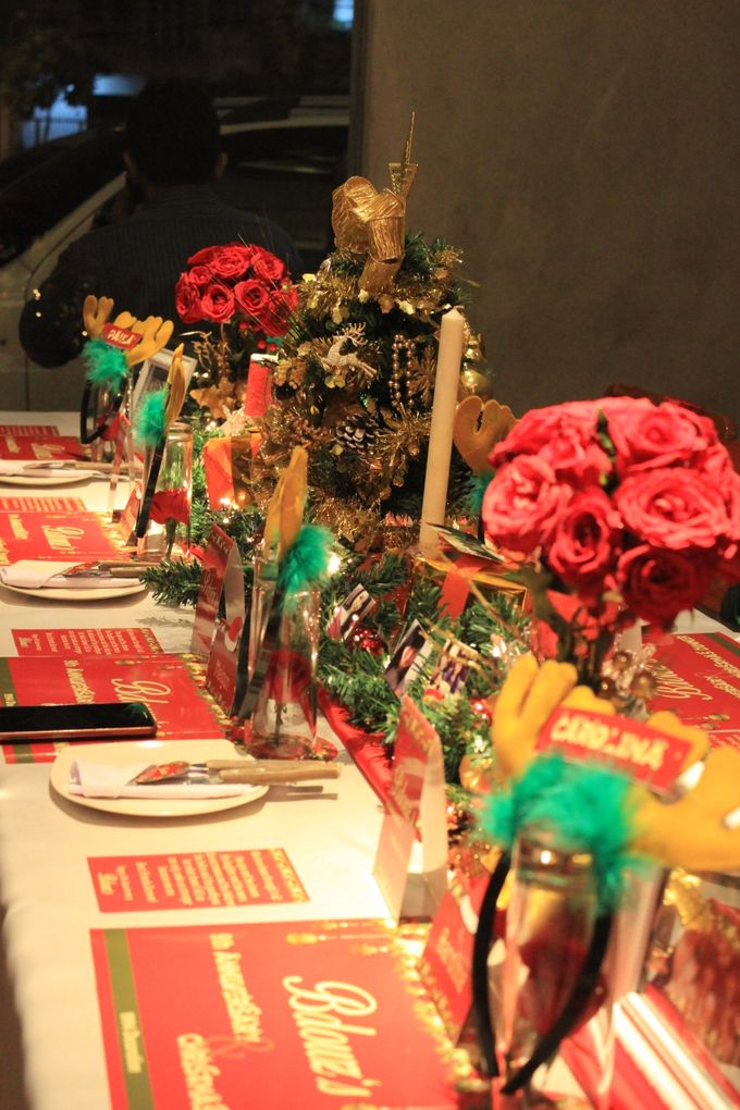 Bdowz Christmas And Anniversary Dinner by 1994 Decoration - 001