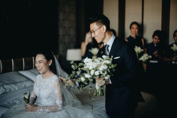 Philip & Vanessa by One Heart Wedding - 007