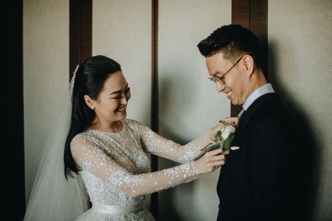 Philip & Vanessa by One Heart Wedding - 008