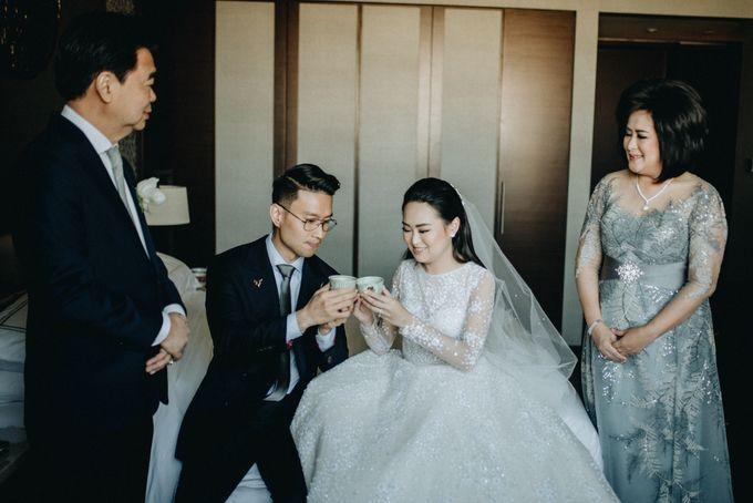 Philip & Vanessa by One Heart Wedding - 009