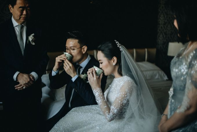 Philip & Vanessa by One Heart Wedding - 010