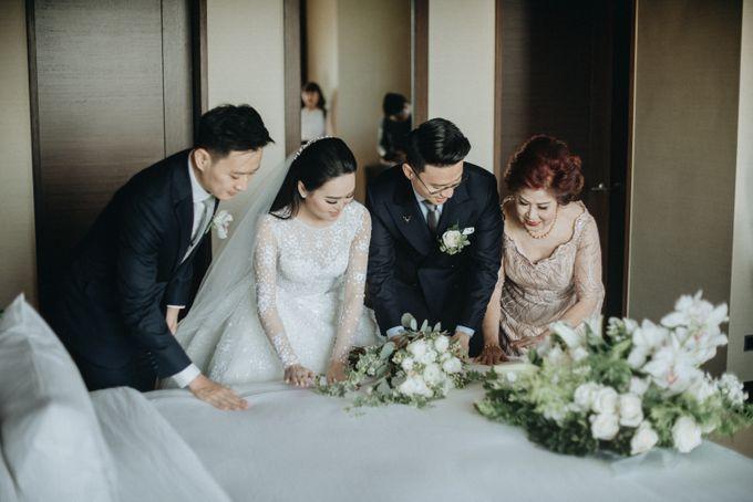 Philip & Vanessa by One Heart Wedding - 011
