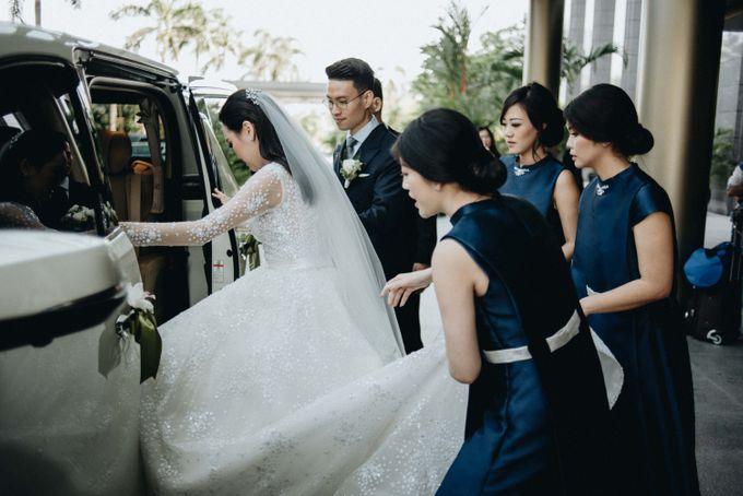 Philip & Vanessa by Fairmont Jakarta - 001
