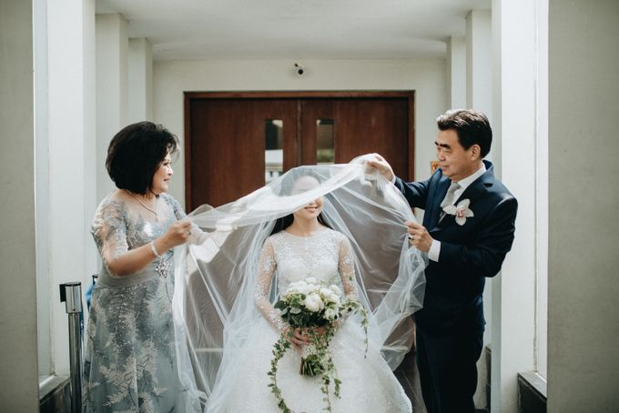 Philip & Vanessa by One Heart Wedding - 016