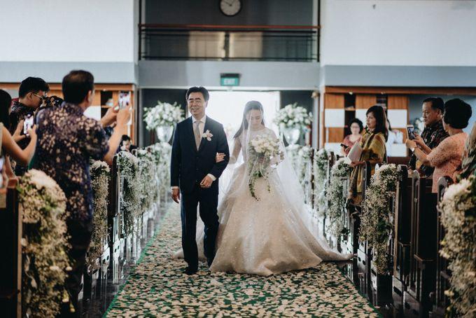 Philip & Vanessa by One Heart Wedding - 017