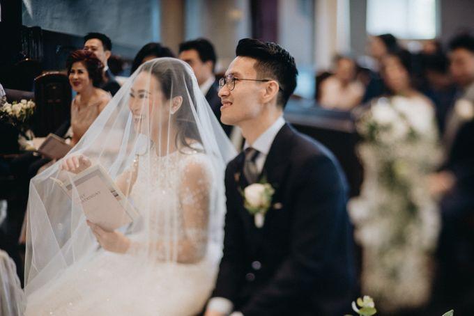 Philip & Vanessa by One Heart Wedding - 019