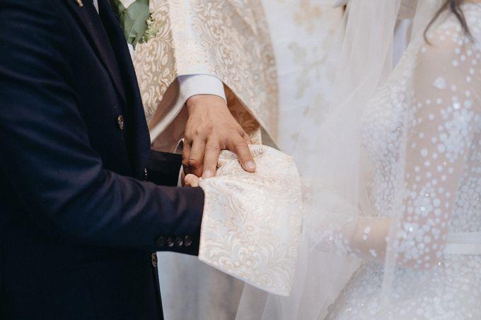 Philip & Vanessa by One Heart Wedding - 020