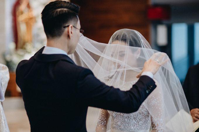 Philip & Vanessa by One Heart Wedding - 021